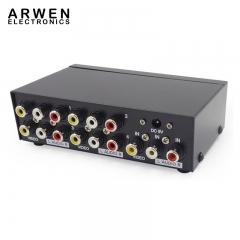 TEKSON ELECTRONICA - ARWEN AV 101 SPLITTER DE AV 1 X 4