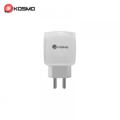 "TEKSON ELECTRONICA - CARGADOR USB x 1 3,1 AMP ""C"""