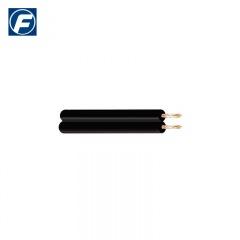 TEKSON ELECTRONICA - CABLE BIPOLAR NEGRO 2 x 0,50