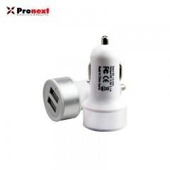 TEKSON ELECTRONICA - CONVERTIDOR - CARGADOR 12v - 5v USB x 3.1 AMP