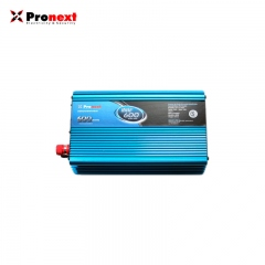 TEKSON ELECTRONICA - CONVERTIDOR - 12v - 220v x 600 watts