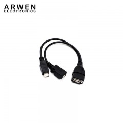 TEKSON-ELECTRONICA-CABLE-Y-MICRO-USB-A-HEMBRA-MICRO-USB-TIPO-A