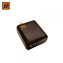 TEKSON ELECTRONICA - JA - CARGADOR USB X 2 - 2 AMP.
