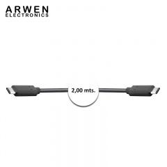 TEKSON ELECTRONICA - USB TIPO C 3,0 M:M