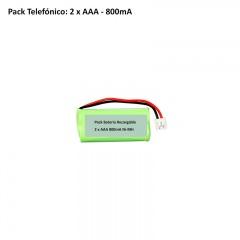 TEKSON-ELECTRONICA-PACK-TELEFONICO-2-x-AAA-800mA-T014