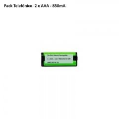 TEKSON-ELECTRONICA-PACK-TELEFONICO-2-x-AAA-850mA-T012