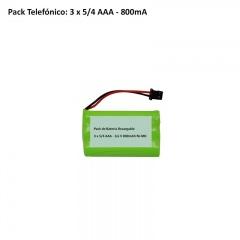 TEKSON-ELECTRONICA-PACK-TELEFONICO-3-x-54-AAA-800mA-T008