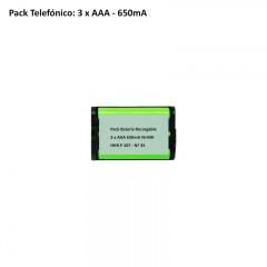 TEKSON-ELECTRONICA-PACK-TELEFONICO-3-x-AAA-650mA-T015