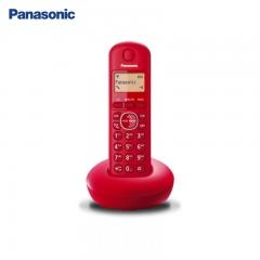 TEKSON ELECTRONICA - PANASONIC KX TG B210 ROJO