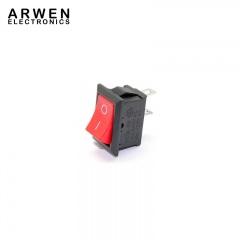 TEKSON-ELECTRONICA-Tecla-Interruptora-2-Patas-Color-Negra-Roja